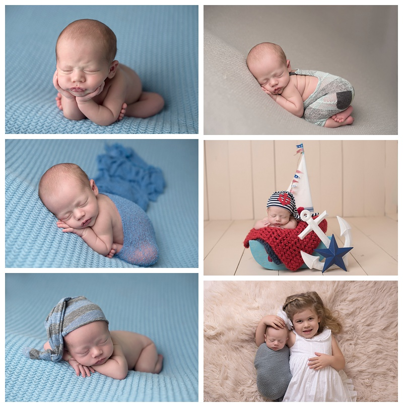 Keller Newborn Photographer