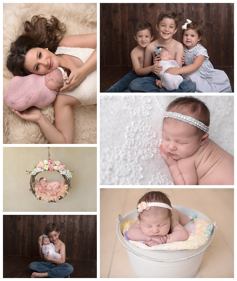 Fort Worth newborn photography