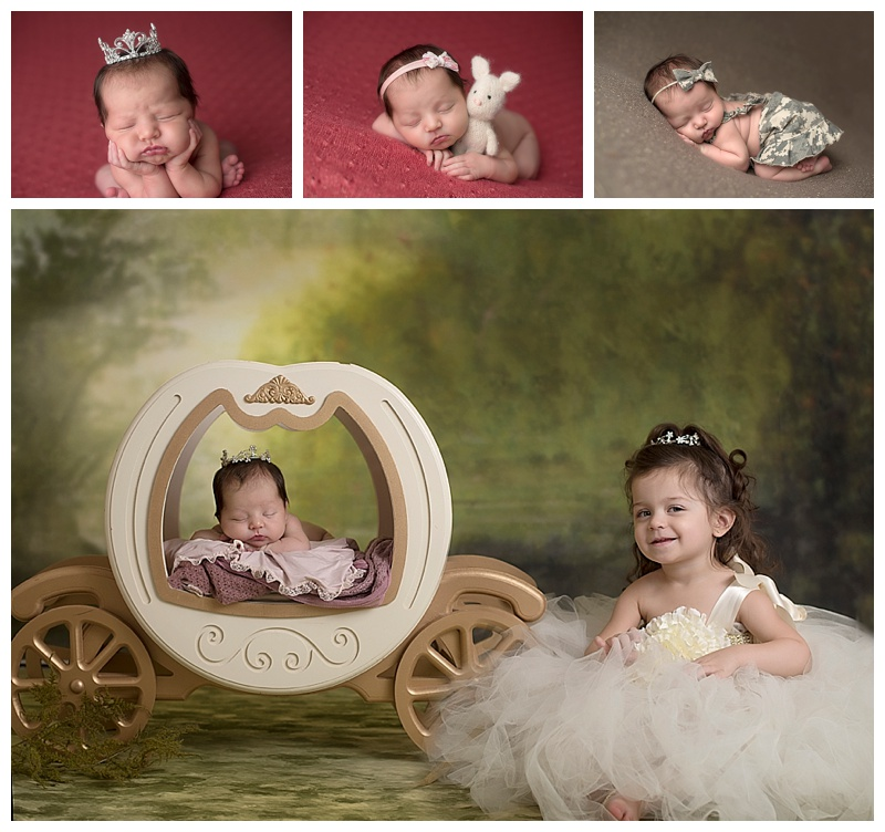 Colleyville newborn photographer