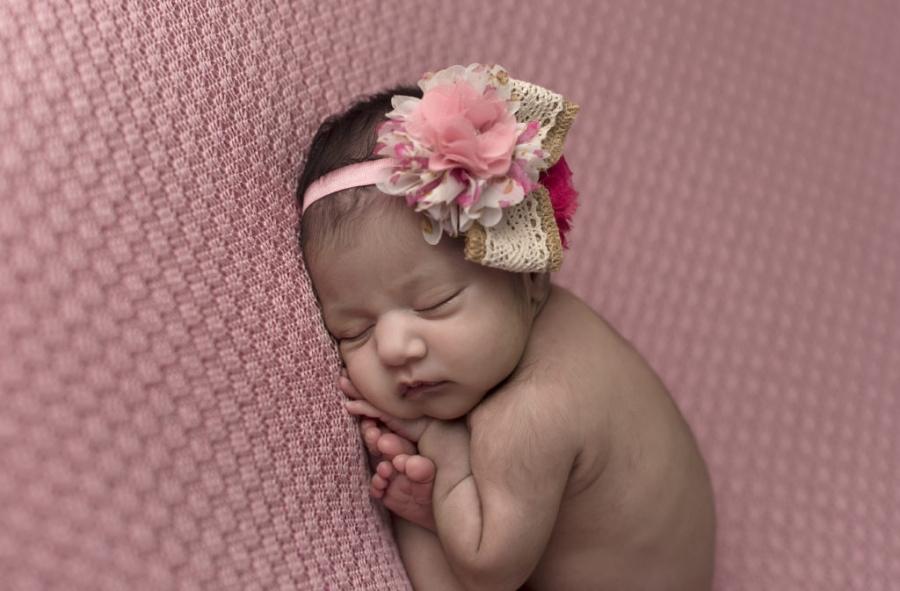 Fort Worth newborn photographer
